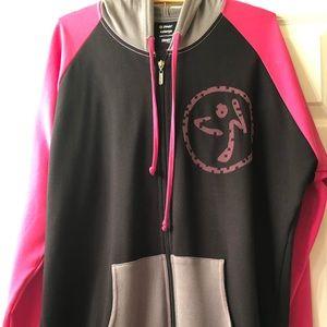 Zumba hoodie